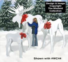 Christmas Yard Decoration Templates by Yard Art Figures At Woodworkersworkshop Holidays Pinterest