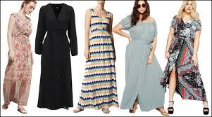maxi kjoler sommerkjoler der fremhæver formerne maxikjoler ahead