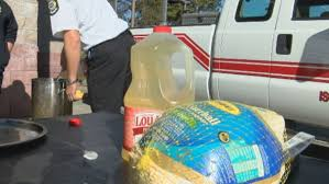 myrtle rescue warns of thanksgiving turkey frying