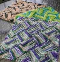 50 free knitted dishcloths knitting patterns at allcrafts net