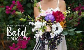 diy bridal bouquet how to diy wedding bouquet
