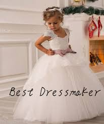 wholesale super cute first communion dresses for girls flower