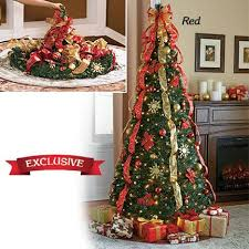 collapsible christmas tree collapsible decorated christmas tree new seasonal christmas