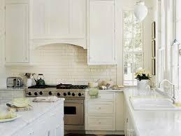 Modern Kitchen With White Appliances Kitchen With White Cabinets And White Appliances U2014 Smith Design
