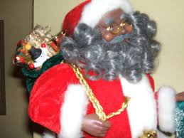 looking for black santa wunc