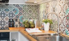 image credence cuisine carrelage credence cuisine design
