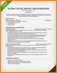 Housekeeper Resume Sample 100 Housekeeping Hotel Resume Popular Scholarship Essay
