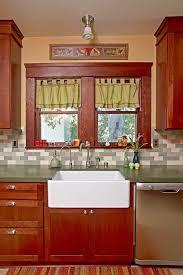 Kitchen Cabinets Craftsman Style Best 25 Bungalow Kitchen Ideas On Pinterest Craftsman Kitchen