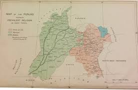 Map Of Punjab India by Buffoons Ear Pickers And Sherbet Sellers Untold Lives Blog