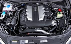 2011 volkswagen touareg first test motor trend