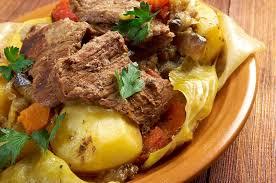 cuisine basma basma stew stock photo fanfon 35635129