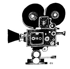 drawn camera filming pencil and in color drawn camera filming