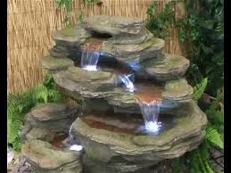 cascading water feature ogen river leap 4 tier