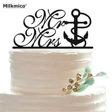 anniversary cake toppers mr mrs acrylic cake toppers wedding anniversary cake stand picks