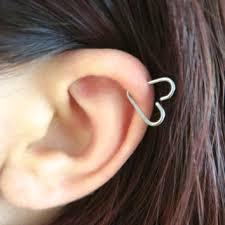 ear piercing hoop shop 18 hoop earrings on wanelo