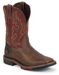s boots justin justin boots justin rugged wp composite boot style boots