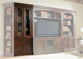 Glass Door Bookshelf Hooker Furniture Home Office European Renaissance Ii Glass Door