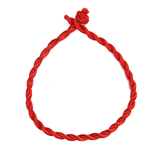string knots bracelet images 10pcs handmade weave lucky red rope chain bracelet traditional jpg