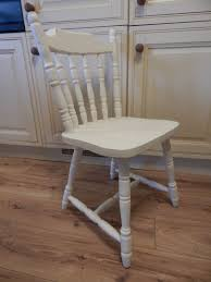 vintage shabby chic solid beech farmhouse table u0026 6 solid pine