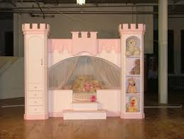 Castle Bunk Bed With Slide Best 25 Bunk Bed Canopies Ideas On Pinterest Girls Bunk Beds