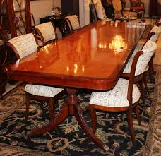 Chippendale Dining Room Set Antique Chairs