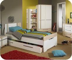 meubles chambre meubles chambre enfant chambre enfant bora blanche et bois set de
