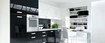 deco cuisine noir et blanc deco cuisine noir et gris 0 univers lzzy co