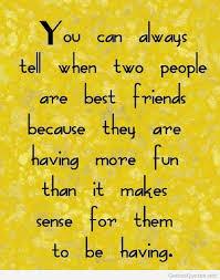 newest best friend quote