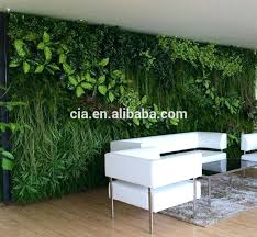 plant wall hangers indoor plant wall hangers indoor fake hanging thick leafy artificial fence