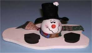 wooden snowman melted snowman crafts made from wood northpolechristmas