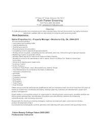 property manager resume property manager resume luxsos me
