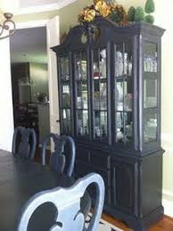 annie sloan chalk paint china cabinet makeover this may be my