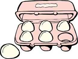 carton of eggs clipart clipart panda free clipart images