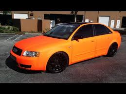 firebelly orange plast dipped car pro car kit matte florescent