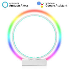 amazon echo compatible lights smart l lanmu smart table l compatible with alexa smart led
