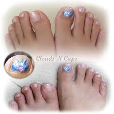 nail arts clouds n cups be with us