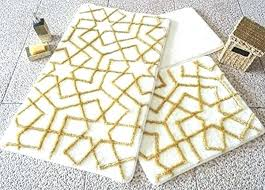 Gold Bathroom Rug Sets Sophisticated Gold Bathroom Rug Sets Gold Bathroom Rug Sets