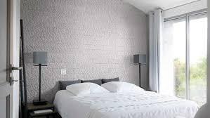 chambre avec mur en la de parement pour un style design diaporama photo
