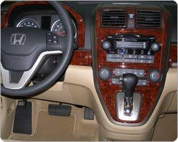 Honda Crv Interior Pictures Amazon Com Honda Cr V Crv Mkiii Mk 3 Interior Burl Wood Dash Trim