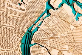 Map Of Manhattan New York City by New Manhattan New York City 3d Wood Map U2022 Tahoe Wood Maps