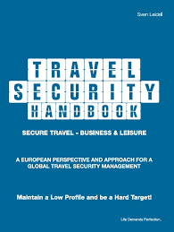 travel security images The definitive handbook in travel security for business and jpg