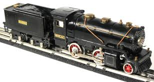 toys and stuff time lionel 258 steam locomotive