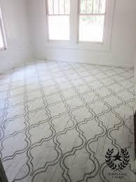 Decorative Floor Painting Ideas Elegant Floor Painting Ideas Wood With Best 25 Stenciled Floor