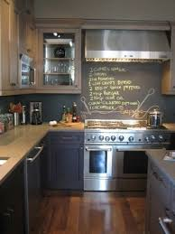 diy kitchen remodel ideas diy kitchen remodel chalkboard paint for notes