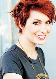 red hair for over 50 chic and beautiful short hairstyles for women over 50
