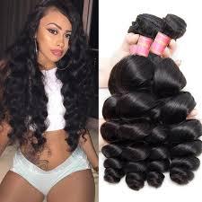 pics of loose wave hair klaiyi hair loose wave hair bundles brazilian virgin human hair