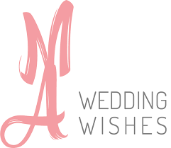 wedding wishes logo m a wedding wishes