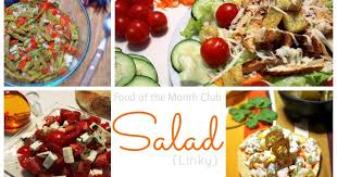 food of the month club february food of the month club salad w linky la cocina de