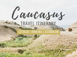 Georgia Travel Fan images Georgia armenia azerbaijan itinerary plan your trip to the caucasus jpg