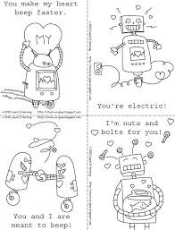 Make Own Cards Free - valentines day coloring sheets for toddlers clever pages kids frog